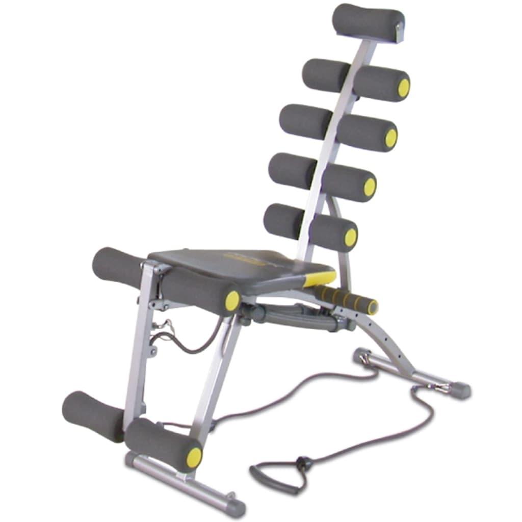 Rock Gym Bancă multifuncțională pentru abdomene, ROG001 poza vidaxl.ro