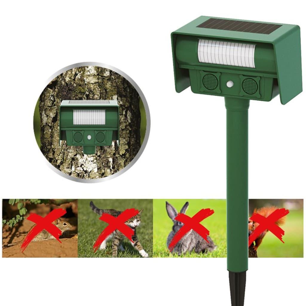 Afbeelding van Bell & Howell Bell and Howell Solar-dierenverjager XL groen SOR001