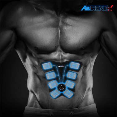 Abtronic Stimulateur musculaire électrique X8 Noir ABT010[3/5]