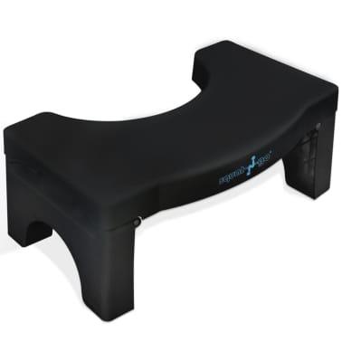 Squat-n-Go Toilettenhocker Schwarz SQG001[3/3]
