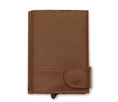 Card Guard Portefeuille protecteur de carte Marron CAG002[1/4]