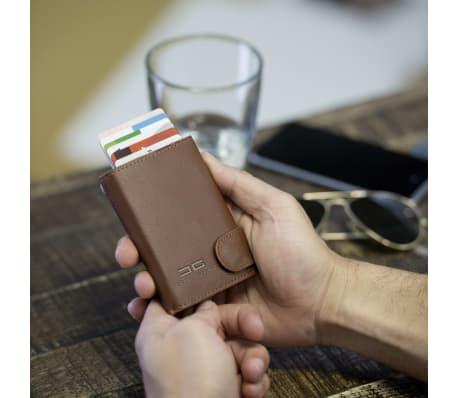 Card Guard Portefeuille protecteur de carte Marron CAG002[4/4]