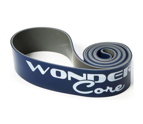 Wonder Core Bande d'exercice 6,4 cm Bleu marine et gris WOC049[1/2]