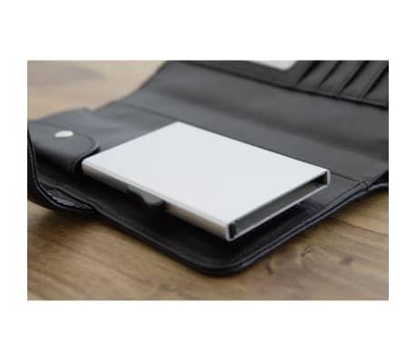 Card Guard Geldbörse mit Kreditkartenschutz Frauen Schwarz CAG004[3/4]