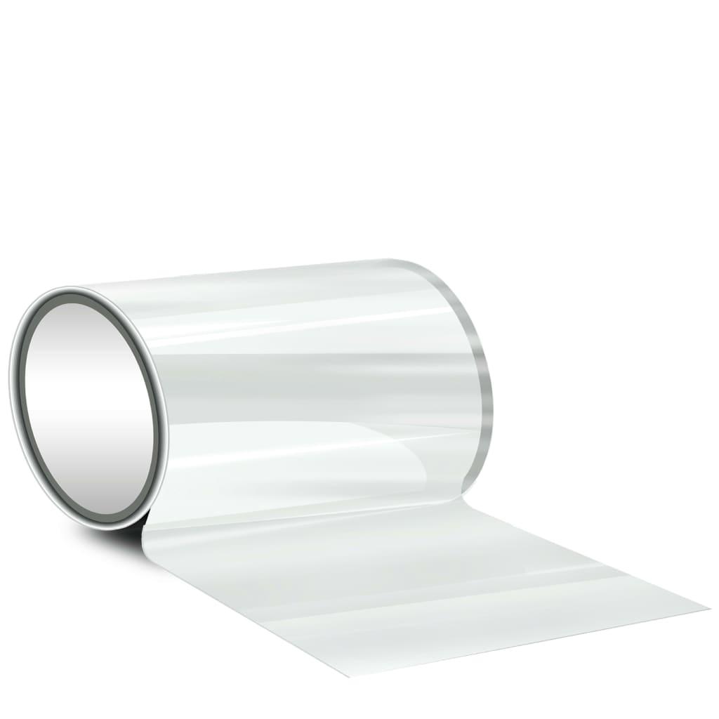 FIX TAPE Nastro Adesivo Trasparente Resistente 20 cm