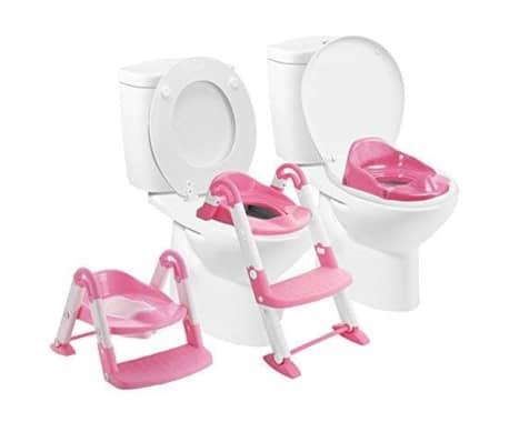 BABYLOO 3-in-1 Zindelijkheidstrainer roze
