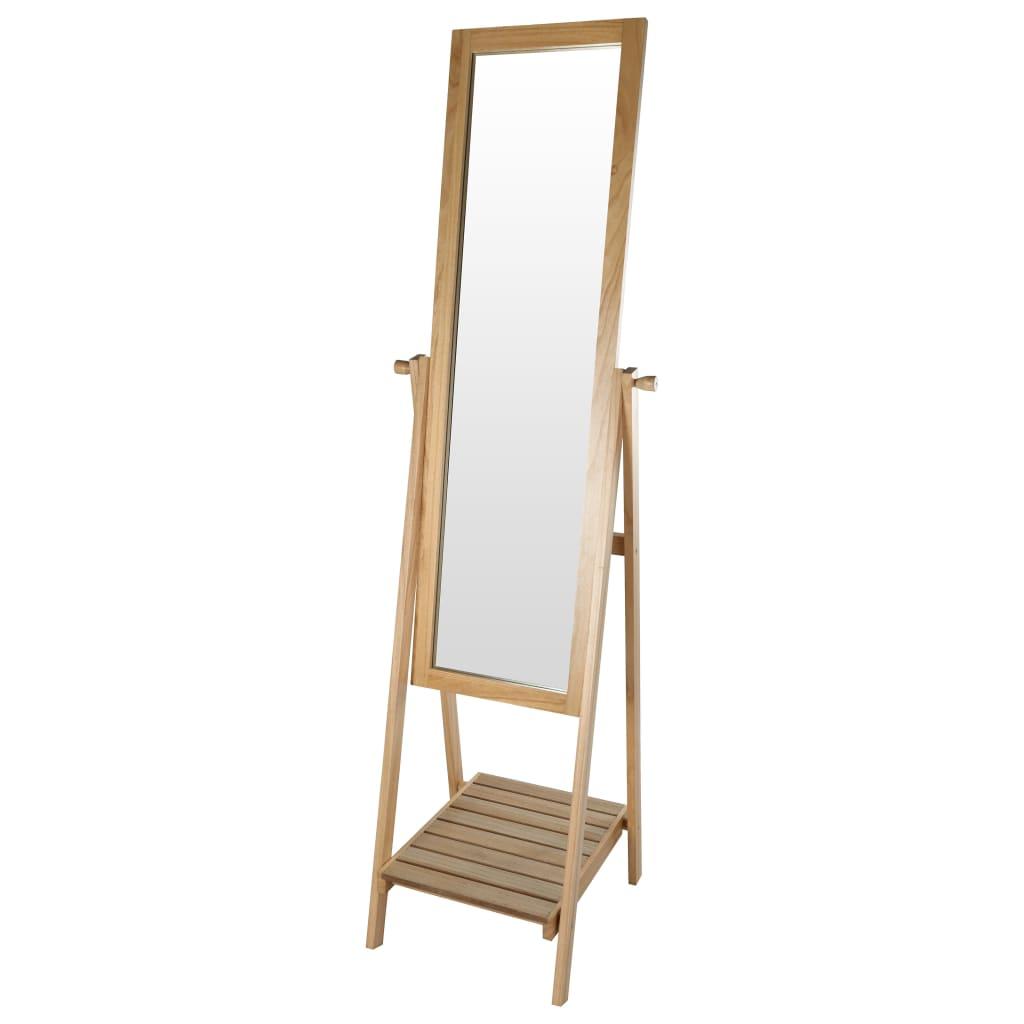 Afbeelding van Home&Styling Home&Styling Spiegel staand 41,5x49x174,5 cm MDF