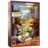 999 Games spel Carcassonne: Kooplieden & Bouwmeesters
