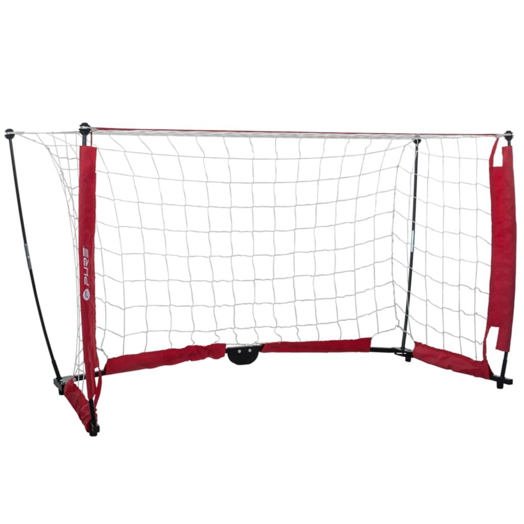 Pure2Improve Pure2Improve Pure2Improve Fußballtor 152×64x91 5cm Fußballnetz Fußballtornetz Fußball Tornetz f41d87