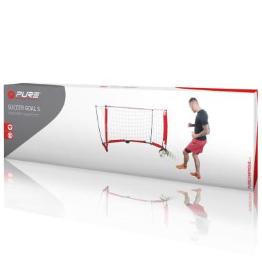 Pure2Improve Bramka do piłki nożnej, 152 x 64 x 91,5 cm, P2I100550[9/9]