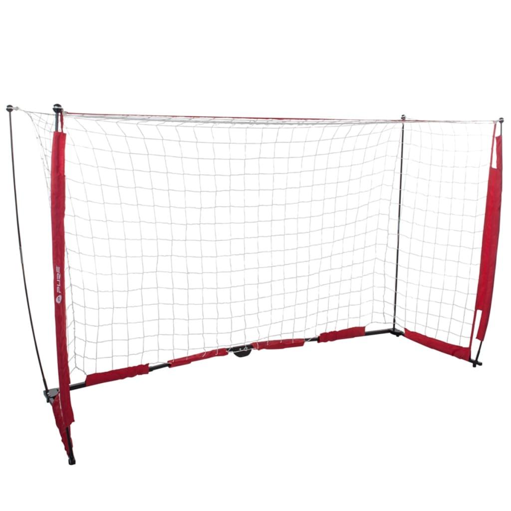 Pure2Improve Pure2Improve Pure2Improve Fußballtor 244×84×152cm Fußballnetz Fußballtornetz Fußball Tornetz  259364