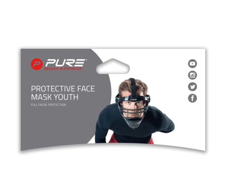 Pure2Improve Masque de protection Baseball Jeune P2I100460[4/4]
