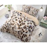 Sleeptime Cheetah Skin Taupe