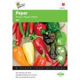 5 stuks Buzzy Peper Mixed 5 soorten Tuinplus