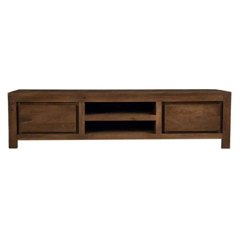 LABEL51 Label51 - Tv-meubel Brugge 160x45x40 cm Bruin
