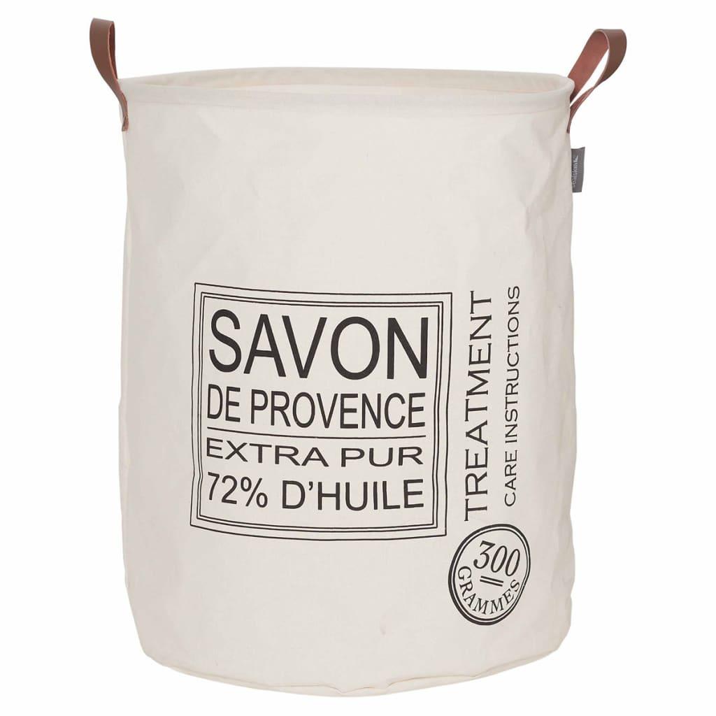Sealskin Coș de rufe Savon de Provence, crem, 60 L, 361752065 imagine vidaxl.ro