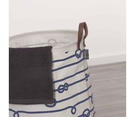 Sealskin Cesto para la ropa sucia Rope crema 60 L 362282022[2/3]
