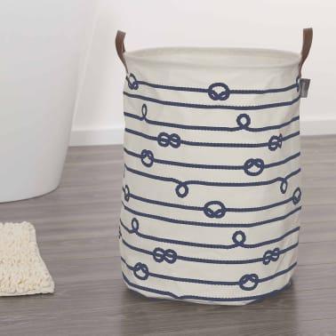 Sealskin Cesto para la ropa sucia Rope crema 60 L 362282022[3/3]