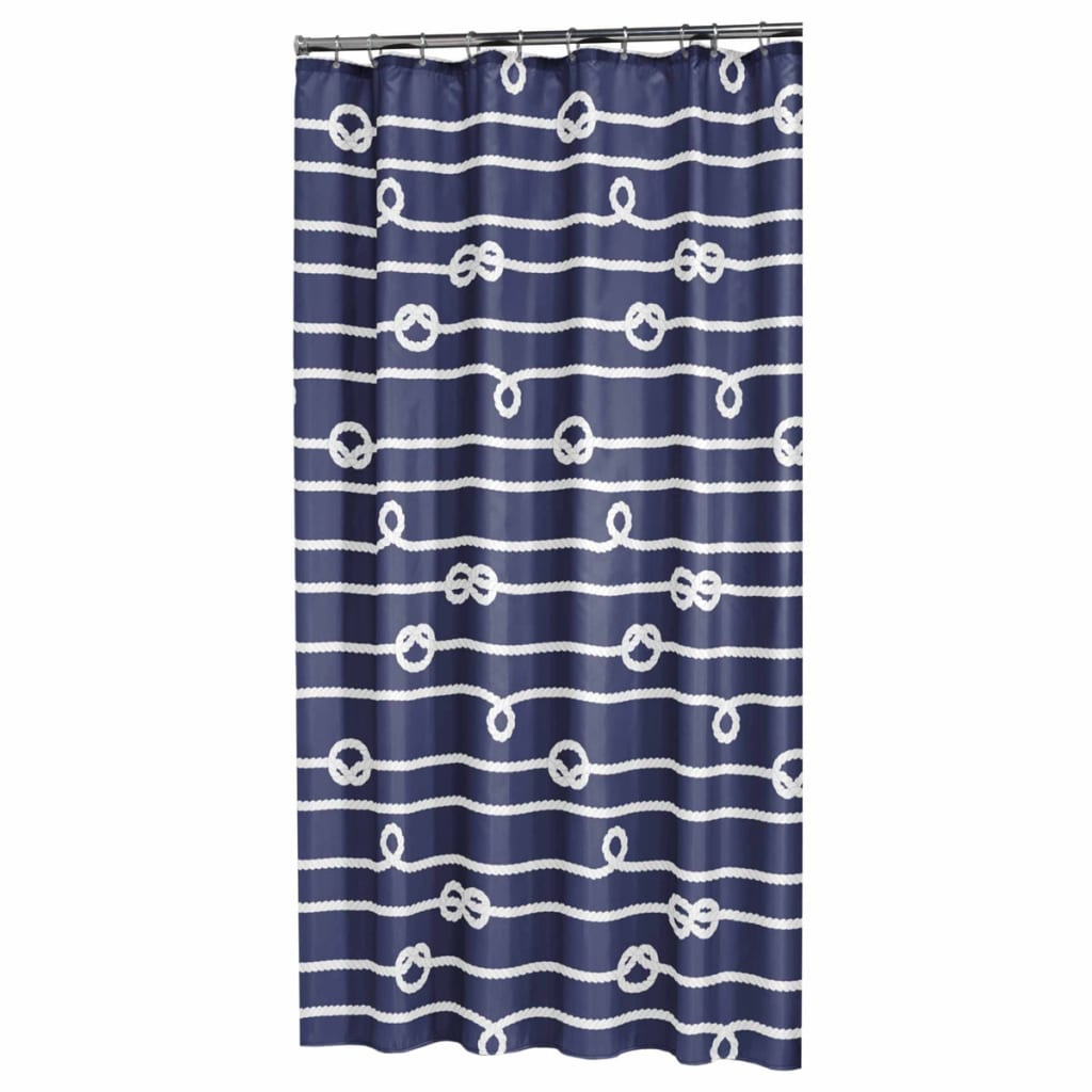 Sealskin Dusjforheng Rope 180 cm blå 233761322