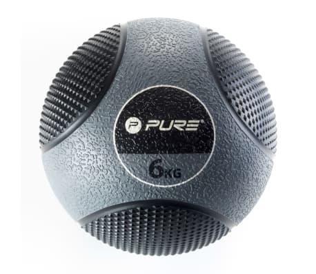 Pure2Improve Medicijnbal 6 kg grijs