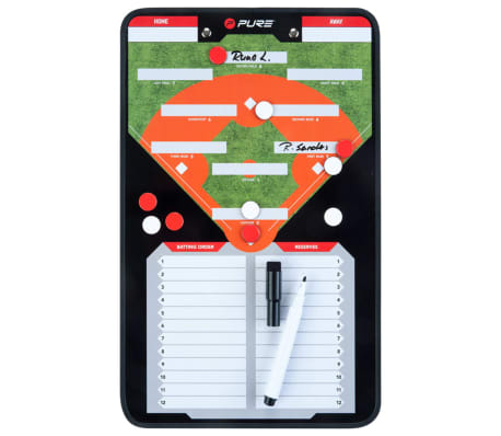 Pure2Improve Coach-Board Baseball 35×22 cm P2I100610[1/6]