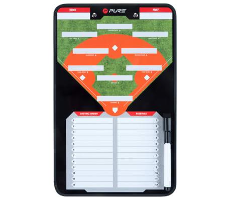 Pure2Improve Coach-Board Baseball 35×22 cm P2I100610[3/6]
