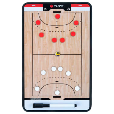 Pure2Improve Coach-Board Handball 35×22 cm P2I100630[1/7]