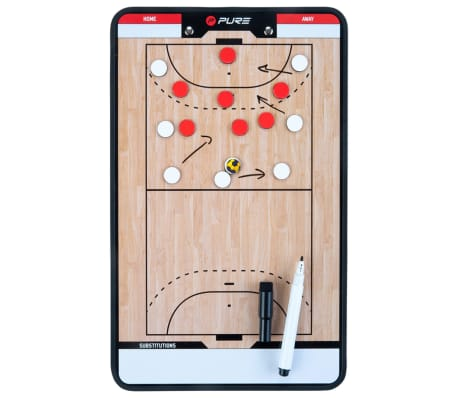 Pure2Improve Coach-Board Handball 35×22 cm P2I100630[3/7]