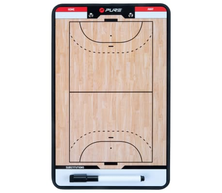 Pure2Improve Coach-Board Handball 35×22 cm P2I100630[4/7]
