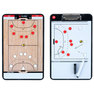 Pure2Improve Coach-Board Handball 35×22 cm P2I100630[5/7]