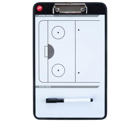 Pure2Improve Dwustronna tablica trenerska do hokeja na lodzie, 35x22cm[6/7]