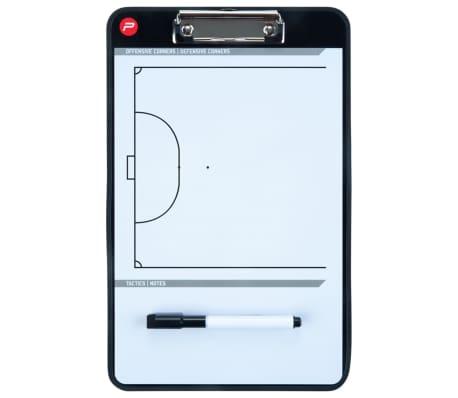 Pure2Improve Pizarra táctica de fútbol sala 2 caras 35x22 cm P2I100650[6/7]