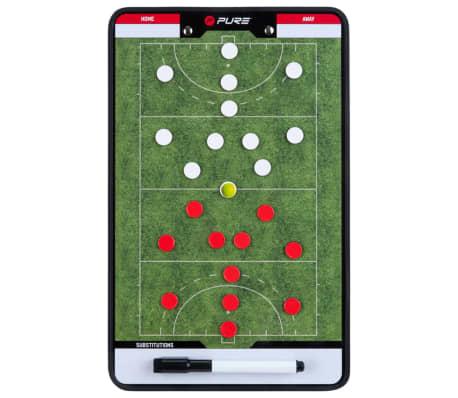 Pure2Improve Coach-Board Feldhockey 35×22 cm P2I100660[1/7]