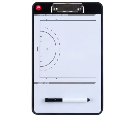 Pure2Improve Coach-Board Feldhockey 35×22 cm P2I100660[6/7]