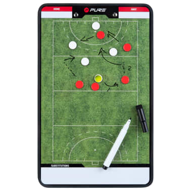 Pure2Improve Coach-Board Feldhockey 35×22 cm P2I100660[3/7]