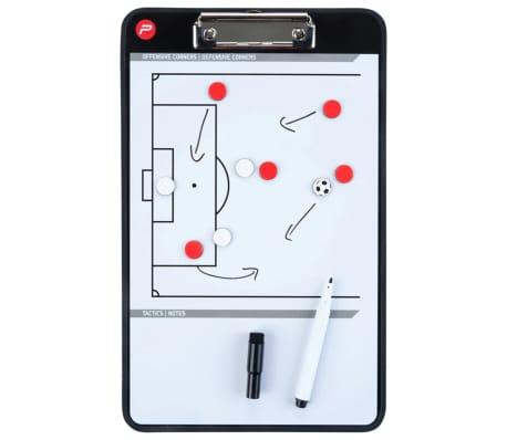Pure2Improve Pizarra de entrenador fútbol 2 caras 35x22 cm P2I100680[5/7]