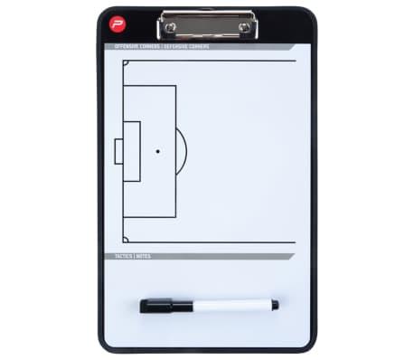 Pure2Improve Pizarra de entrenador fútbol 2 caras 35x22 cm P2I100680[6/7]