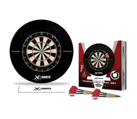 XQmax Jeu de fléchettes TournamentSet QD7000400[1/2]