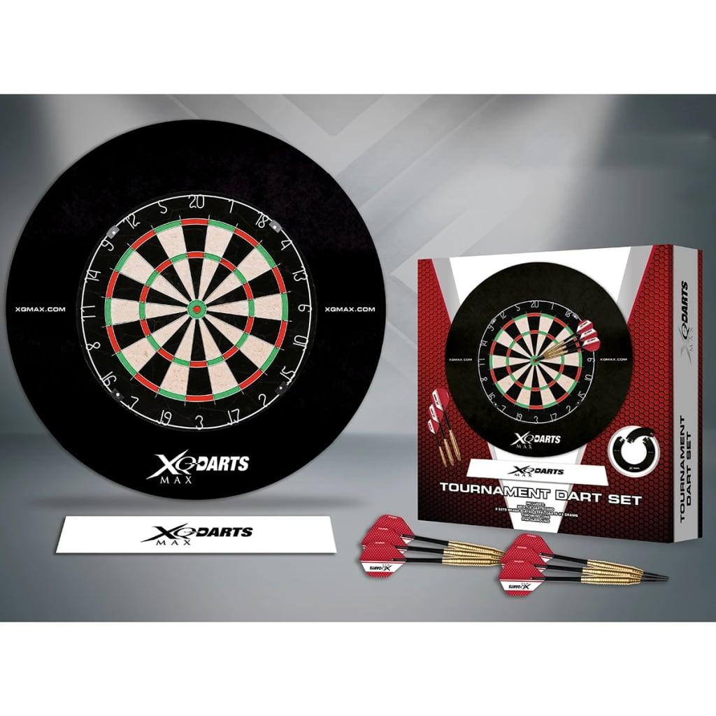 99407674 XQmax Darts Dartscheibe TournamentSet QD7000400