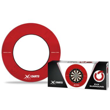XQmax Darts Zaščita za pikado EVA rdeča QD7300420[1/2]
