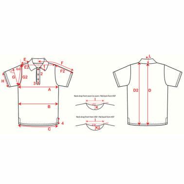 XQmax Darts T-shirt Andy Hamilton Violet Taille M QD9200330[6/6]