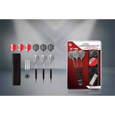 XQmax Darts Jeu de fléchettes caoutchoutées 27 pcs 18 g QD7000670[2/4]