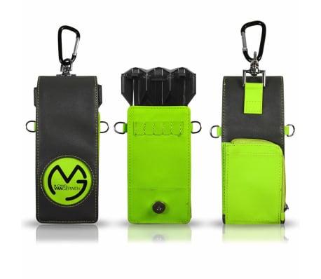 XQmax Darts Dart-Tasche MvG Grün QD9400010[2/5]
