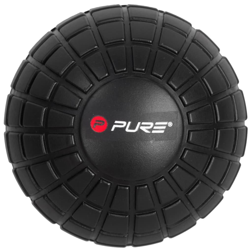 Pure2Improve Massageball 12,8 cm Schwarz
