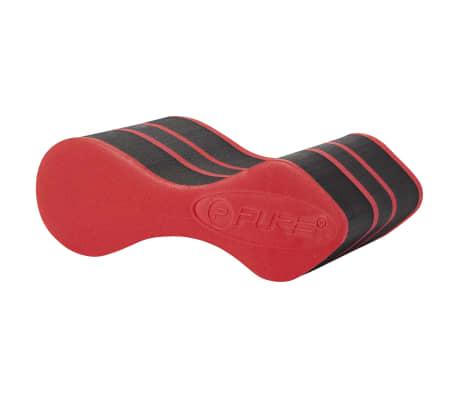 Pure2Improve Bouée de traction Rouge et noir