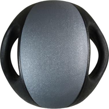 Pure2Improve Medisinball med håndtak 6 kg grå[5/5]
