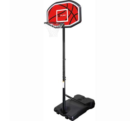 Pure2Improve Panier de basket sur pied portable 110 x 71 cm[2/2]