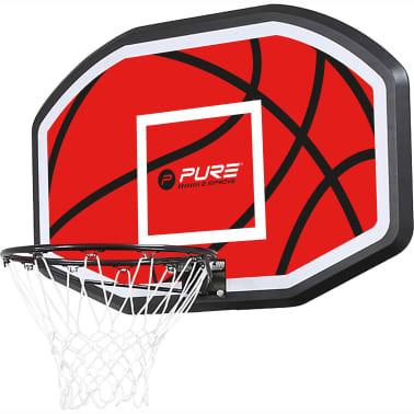 Pure2Improve Panneau de basket[1/2]