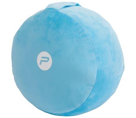 Pure2Improve Meditatiekussen blauw