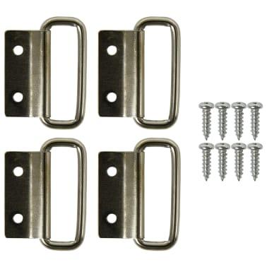 ProPlus bagagenet 80 x 60 cm dubbel met kunststofhaken[2/5]